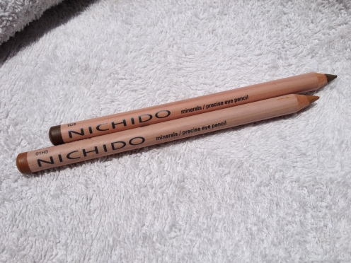 Nichido Eyebrow Pencils