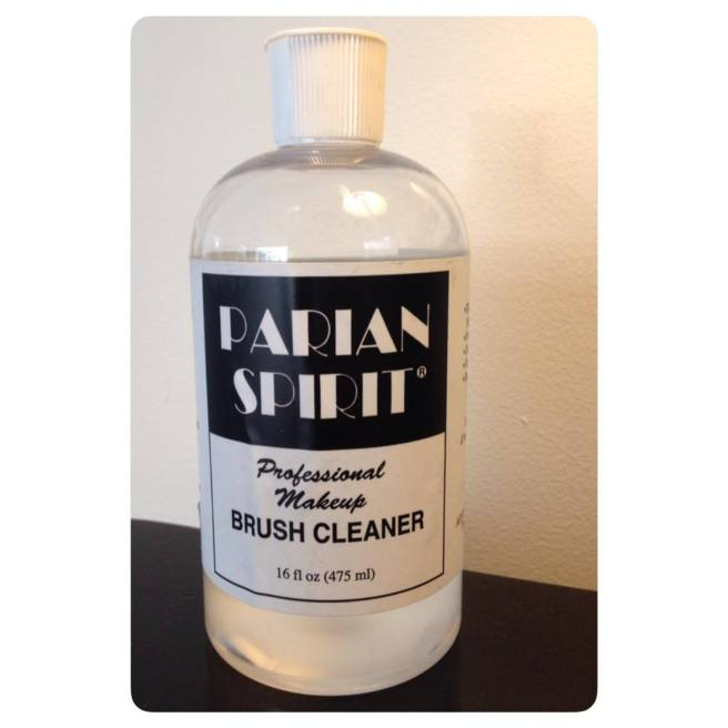 Parian Spirit Brush Cleaner