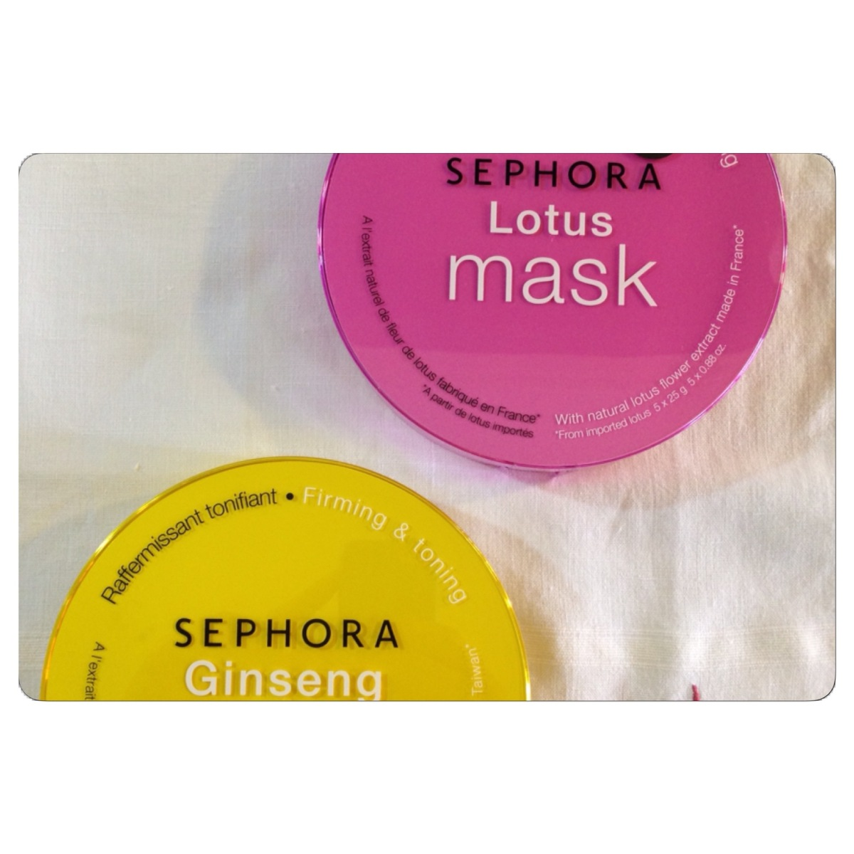 Sephora Collection Therapy Mask