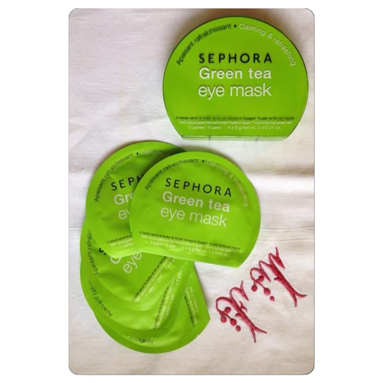 Sephora Collection Eye Mask - 5 Piece