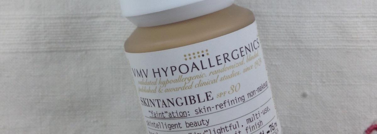 "VMV Hypoallergenics Skintangible ""faint""ation Skin Refining Non-Makeup SPF 30"