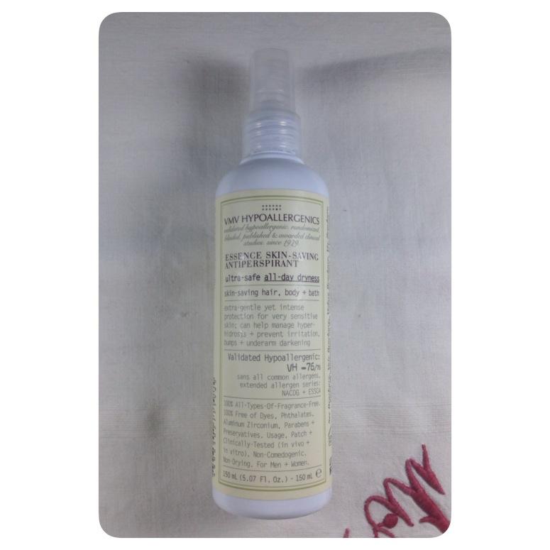 Essence Skin-Saving Antiperspirant