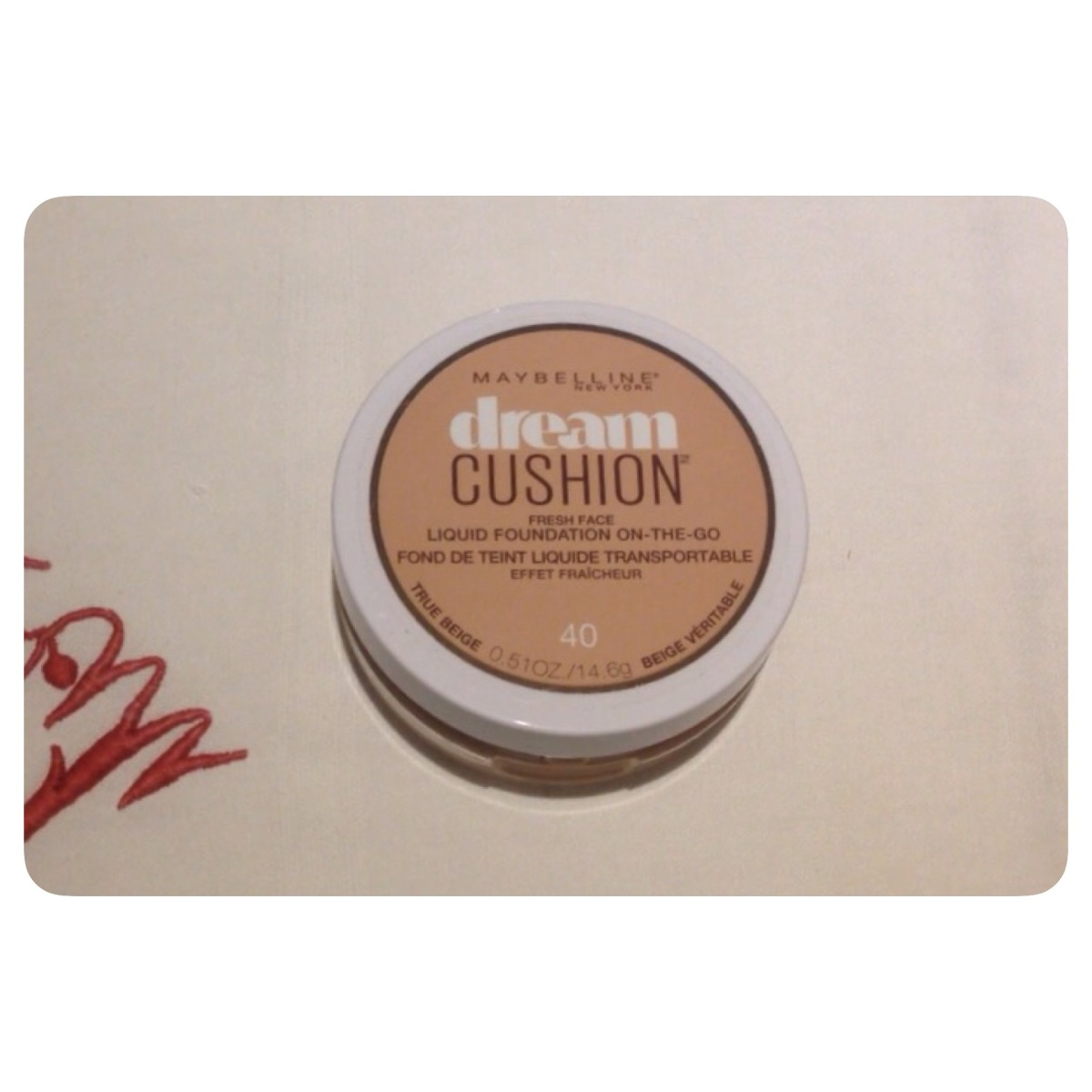 Maybelline Dream Cushion Liquid Foundation On-The-Go