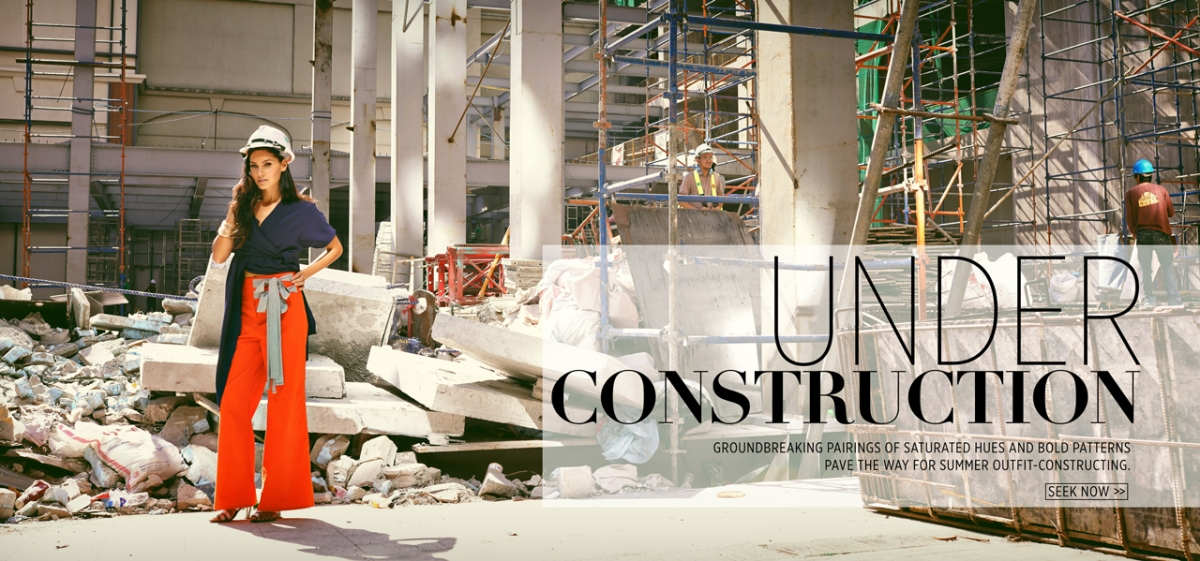 Seek the Uniq: Under Construction Campaign